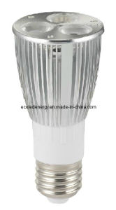 LED Light with CE and Rhos E27-3X2w pictures & photos
