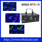 500mw Red, Green and Blue Moving-Head Multi-Patterns Twinkling Laser Light