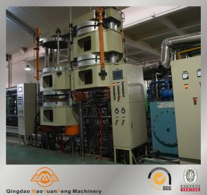 Motorbike Motor Bicycle Rubber Tire Hydraulic Vulcanizing Curing Presses with ISO BV SGS pictures & photos