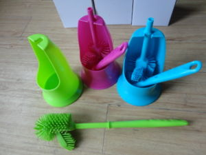 Toilet Brush Hockey Brush TPR Super Quality pictures & photos