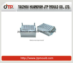 Hot Runner Cap Mould Injection Moulding pictures & photos