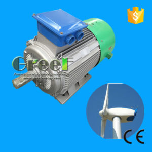 Low Rpm 10kw 50rpm Permanent Magnet Generator with SKF Bearing pictures & photos