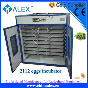 China Made Automatic 2000 Chicken Egg Incubator Hatching Machine