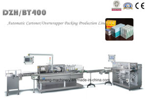 Automatic Packing, Cartoning Machine (DZH/BT400) pictures & photos