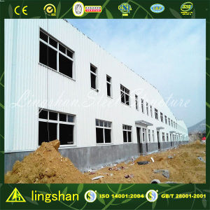 Low Cost Light Steel Structure Prefabricated Building pictures & photos
