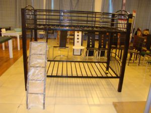 School Hotel Military Use Metal Bunk Bed pictures & photos