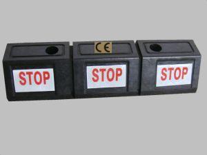 Rubber Car Parking Stopper (DWQ-001) pictures & photos