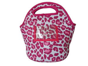 Neoprene Lunch Bag With Handle