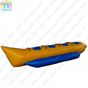 Inflatable Banana Ship Water Toys for Water Parks pictures & photos