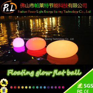 Outdoor Swimming Pool IP 68 Waterproof Floating LED Ball Light pictures & photos