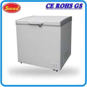 100--200L Top Open Single Solid Door Chest Freezer pictures & photos