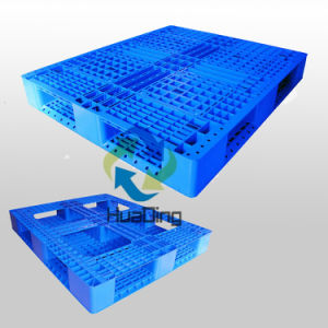 1200*1000 Environmentally Friendly Logistic Plastic Pallet From China pictures & photos