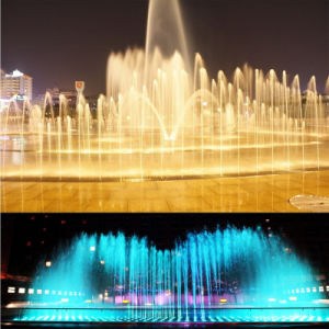 Square Music Dancing Fountain/ Outdoor Economic Fountain pictures & photos