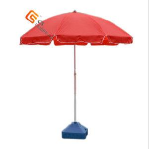 Oxford Fabric Straight Beach Garden Umbrella (YS-S001A)