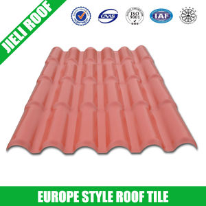 Light Weight Composite Resin Tile Roma Style pictures & photos
