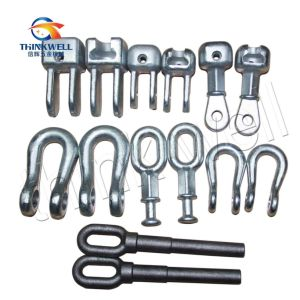 Forged Carbon Steel Galvanized Overhead Line Hardware and Fitting pictures & photos
