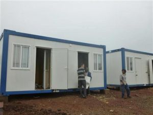 Accommodation container house for mining site pictures & photos