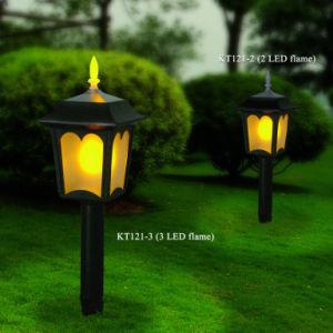Solar Flame Light (garden light) Kt121