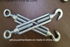 China Manufacturer Marine Hardware Turnbuckle Malleable Iron Eye&Hook pictures & photos