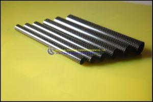 High Strength Putruded Carbon Fiber Tubes Shaft for RC Hobby