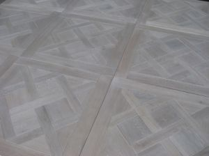 Hardwood Versaille Parquet / Oak Mosaic Flooring pictures & photos