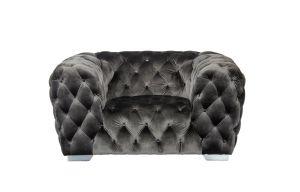 Original Design Italian Living Room Furniture Top Grain Leather Sofa pictures & photos
