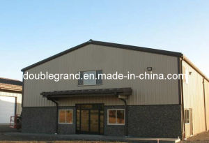 China steel structure two story building dg2 030 china for Two story metal building