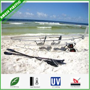 Best Deluxe Seethrough Bottom Clear Plastic Polycarbonate Ocean  Fishing Kayak pictures & photos