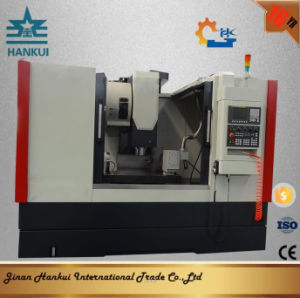 Vmc1060L Vertical Machine Center Milling Machine CNC 3 Axis pictures & photos