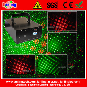 Multi Gobo Firework Twinkling Laser Light pictures & photos