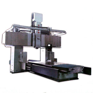 Economical Numerical Control Fixed Beam Milling Machine pictures & photos