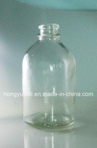 Mold-Formed Glass Bottle