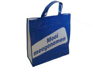 Durable BOPP Laminated Colorful Printing Shopping PP Woven Bag