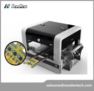 Desktop Automatic Visual System SMT Chip Mounter Neoden4 pictures & photos