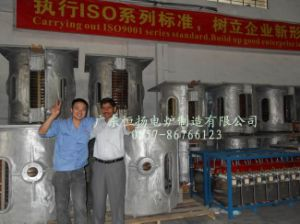 Cast Iron Electric Melting Furnace pictures & photos