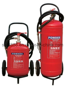 Fire Fighting Equipment-Wheeled Fire Extinguisher pictures & photos