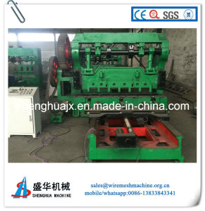 Expanded Mesh Machine, Sheet Fileter Mesh Machine pictures & photos