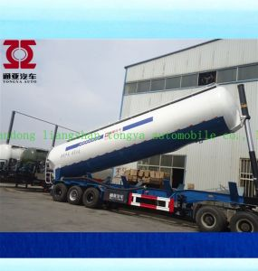Bulk Cement Tank Semi Trailer, Powder Tank Semi Trailer pictures & photos