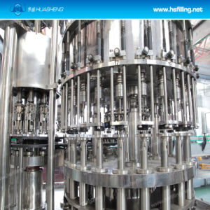 Glass Bottle Automatic Filling Machine 3 in 1