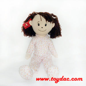 Stuffed Cotton Cloth Rag Doll pictures & photos
