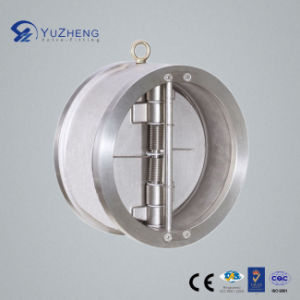 H76 Wafer Double Disc Check Valve pictures & photos