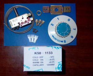 K Series Capillary Thermostat for Refrigerator pictures & photos
