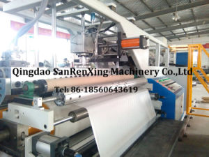 Thermo Plastic Lamination Machine for Foam with Fabric pictures & photos