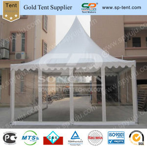 Pagoda Tent With Transparent PVC Wall pictures & photos