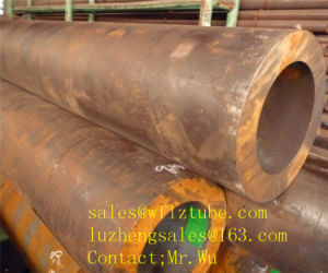 S355j2h/E355 Seamless Pipe, Heavy Wall Mechanical Tube, En10210 Steel Tube pictures & photos