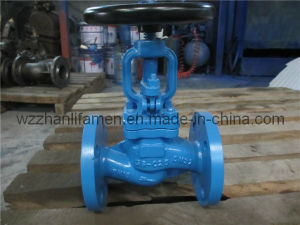 Stainless Steel /Cast/Carbon Steel DIN Globe Valve pictures & photos