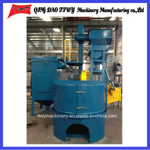 Shot Blasting Machine of Rotary Table Type pictures & photos
