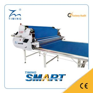 Durable Used Home Textile Cloth Fabric Spreading Machine pictures & photos