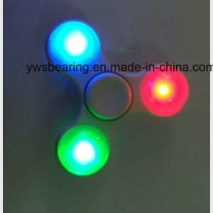 LED Tri Spinner Fidget Toy 608 Bearing Hand Spinner pictures & photos