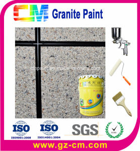 China Weather Resistant Paint Waterproof Paint Uv Proof Paint Exterior Granite Spray Paint